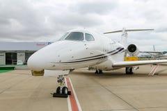 Longitudine Costantinopoli Airshow di citazione del Cessna 700 fotografie stock
