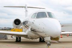 Longitudine Costantinopoli Airshow di citazione del Cessna 700 fotografia stock libera da diritti