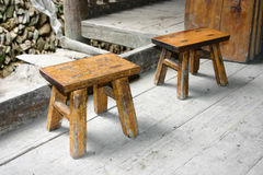 Longji Rice Terraces Royalty Free Stock Photo