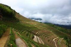 Longji terrace ,Guilin Royalty Free Stock Photo