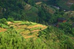 Longji terrace ,Guilin Stock Photos