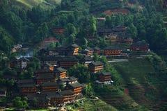 Longji terrace ,Guilin Stock Photography