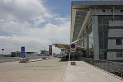 The longjia airport Royalty Free Stock Photography
