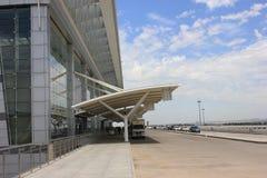 Longjiaflygplatsen Royaltyfri Bild