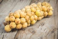 Longkong frukter Fotografering för Bildbyråer