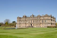Longleat dom, Anglia zdjęcia royalty free