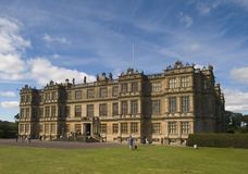 Longleat House Royalty Free Stock Images
