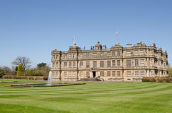 Longleat House, England Royalty Free Stock Photos