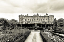 Longleat House and gardens Royalty Free Stock Images