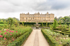 Longleat House and gardens Royalty Free Stock Image