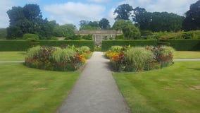 Longleat trädgårdar Arkivbilder