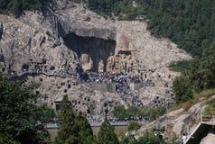 Longmen Grottoes Στοκ Φωτογραφίες