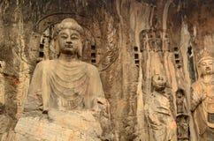 Buddhist Longmen Grottos or Caves, Luoyang, Henan, China