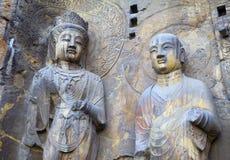 Longmen Grottoes, Luoyang, China Royalty Free Stock Photography