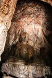 Longmen grottor, buddism, Luoyang, Henan Provinceï ¼ŒAsiaï ¼ ŒChina Fotografering för Bildbyråer