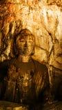 Longmen grottor, buddism, Luoyang, Henan Provinceï ¼ŒAsiaï ¼ ŒChina Royaltyfria Foton