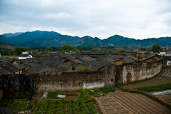 Hakka Round House Royalty Free Stock Photo