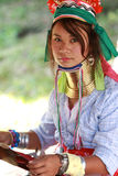 Longneck tribe, Thailand Royalty Free Stock Images