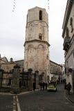 Longobard belfry Stock Image