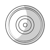 Longplay icon image Royalty Free Stock Photo