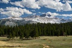 longs det steniga bergnationalparkmaximumet Royaltyfri Foto