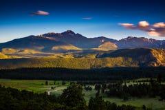 Free Longs Peak Brilliance Stock Photo - 77988700