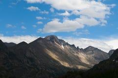 Longs Peak Colorado Royalty Free Stock Photography