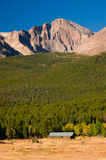 Longs Peak Lifestyle Royalty Free Stock Image