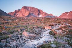 Longs Peak Royalty Free Stock Photography