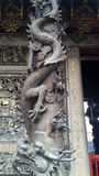 Longshan świątynia Zdjęcie Stock