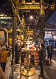 Longshan Temple Taipei Royalty Free Stock Photo