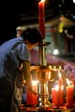 Longshan temple royalty free stock photo