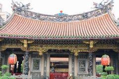 Longshan Temple Taipei, Taiwan Stock Images