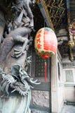 Longshan Temple Taipei, Taiwan Royalty Free Stock Image