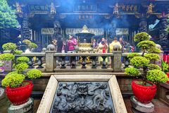 Longshan Temple Stock Images