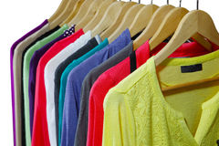 Longsleeve Clothes Stock Image