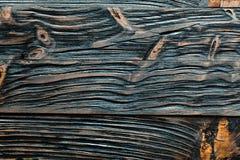 Longstanding träbakgrund för brun grunge royaltyfria foton