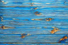Longstanding träyttersida för blå grunge arkivfoto