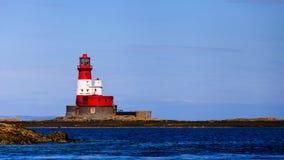 Longstone latarnia morska Obraz Royalty Free