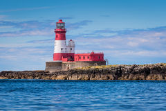 Free Longstone Lighthouse At Farne Islands Royalty Free Stock Photos - 97289428