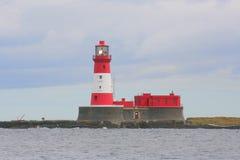 Longstone Lighthouse Royalty Free Stock Photo