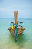 Longtail boat Royalty Free Stock Image