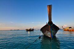Longtail Boat Thailand Royalty Free Stock Image