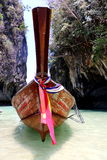 Longtail boats Thailand Stock Photos