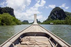 Longtail Boote Stockbilder