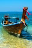 Longtail tailandês Baot Fotografia de Stock