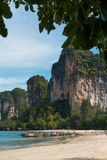 Longtail in Thailand Stock Image