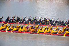 Longtailboat racing . Stock Images