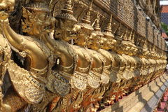 Longtailreis op Chao Praya River in Bangkok, Thailand Stock Fotografie
