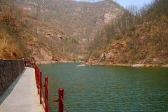 Longtan Uroczysty jar, Luoyang fotografia stock
